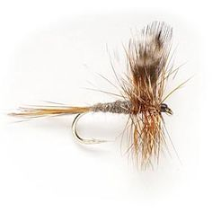 * * * * * The Adams dry fly - If you have only 1 dry fly - this is the one you want