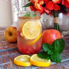 Detox Water for Craving Control  Beautiful Skin Find more like this at gympins.com