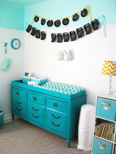 changing table/ dresser