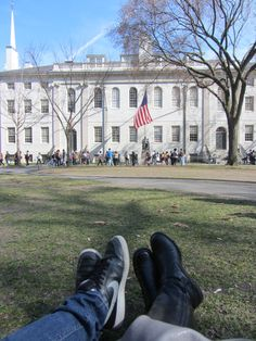 Harvard Yard, Harvard University, Cambridge, MA
