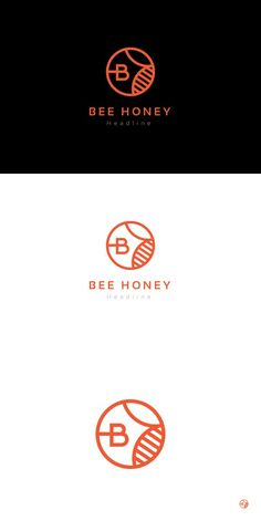 Professional logo design, modern and stylish - Full editable - Vector - CMYK — ready to print - Free font used Free fonts links: --- File Types: - AI file Hive Logo, Logo Bee, Identity Card Design, Corporate Identity Design, Logos, Logo Branding, Working Bee, Bee Pictures, Honey Packaging