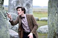 Doctor Who - Matt Smith and Karen Gillan Get TV Choice Awards Nominations Matt Smith Doctor Who, Doctor Who 2005, New Doctor Who, Eleventh Doctor, Dr Who, Doctor Who Wallpaper, Watch Doctor, The Eleven, Version Francaise