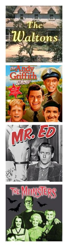 Favorite classics TV shows