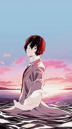 Date with BSD guys--- Just Kidding. Just Random Shenanigans of Dazai Osamu af - My Collections of BSD Visuals Boys Anime, Cute Anime Guys, I Love Anime, Bungou Stray Dogs Wallpaper, Dog Wallpaper, Wallpaper Pictures, Dazai Bungou Stray Dogs, Stray Dogs Anime, Bungou Stray Dogs Characters