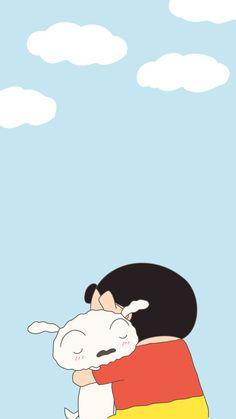 Sinchan Wallpaper, Cartoon Wallpaper Iphone, Cute Disney Wallpaper, Cute Anime Wallpaper, Cute Cartoon Wallpapers, Sinchan Cartoon, Cute Cartoon Drawings, Doraemon Wallpapers, Crayon Shin Chan