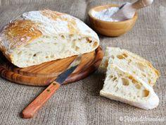 Pane senza Impasto  Semplicemente straordinario! E senza lavorazione!!