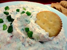 Old school go to shrimp dip. A party favorite from the 70 s. All that's old is new again!