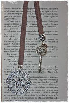 separador de libros originales victorianos - Buscar con Google Book Libros, Book Markers, Book Show, Key Rings, Book Art, Origami, Diy And Crafts, Crochet Necklace, Books