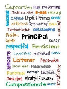 15 Principals Day Ideas Principals Day Principal Appreciation Principal Gifts