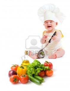Google Image Result for http://us.123rf.com/400wm/400/400/andreykuzmin/andreykuzmin1110/andreykuzmin111000022/10833352-funny-baby-boy-preparing-healthy-food-isolated.jpg