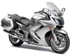 Beautiful Yamaha FJR1300 2012