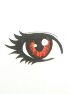 My Drawings Sharpie Anime Eyes Eye