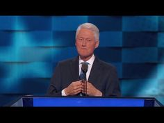 Bill Clinton Shares Adorable Story About How He Fell in Love With Hillary, Calls Her the 'Best Darn Change-Maker'