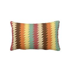 Abstract Geometric Pattern - Pillow