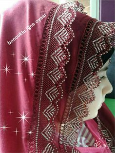 Pakistani Dress Design, Pakistani Dresses, Crochet Trim, Crochet Lace, Afghan Dresses, Blouse Designs, Designer Dresses, Beauty Makeup, Diy And Crafts