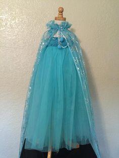 Elsa Frozen Disney Inspired Toddler Girl by LittleGirlsWardrobe