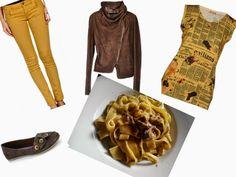 Italian Food and Style: Gusto e comodità glamour!!!