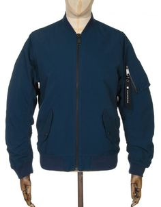 aee7ea5bf7 Buy Adams Jacket - Blue by Carhartt WIP from our Clothing range - Blues - @  fatbuddhastore
