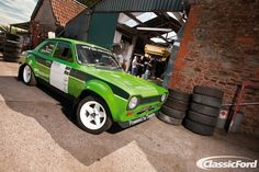 Classic Rally Fords UK