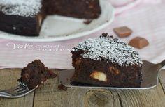 Torta di pane e cioccolato ricetta facile e veloce