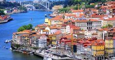Passeios em Porto #viagem #lisboa #portugal