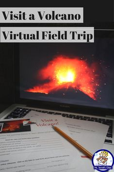 Searching for a fun way to teach your students about volcanoes?  Take them on a virtual field trip to this type of natural disaster.  They'll visit several interactive websites, clicking on links to learn more about volcanoes.  Happy travels (and stay away from the lava)!