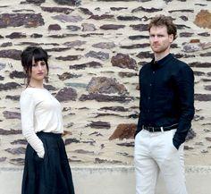 Collection CONOUCO 2016 : Vêtements en lin bio made in France Made In France, Bio, Collection