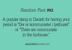 Communists in the funhouse.