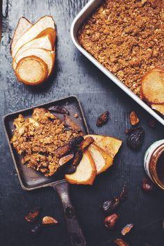 Fig Oatmeal Breakfast Bake