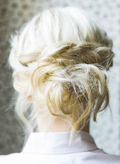 Dutch Braid Crown Hairstyle - Today Hair Styles
