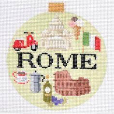 Travel Round- Rome