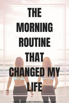 """The Morning Routine That Changed My Life - Boss Babe Chronicles - - I used to struggle with waking up in the mornings. Until I learned about """"The Miracle Morning"""". Now, waking up early is something I enjoy! Boss Babe, Girl Boss, Healthy Morning Routine, Morning Habits, Morning Routines, Morning Routine Printable, Morning Checklist, Miracle Morning, Morning Morning"""