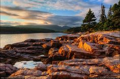 Otter Cove, Acadia National Park, Maine - Photo by Greg Hartford