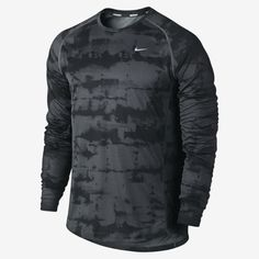 Nike Miler Graphic Men's Running Shirt