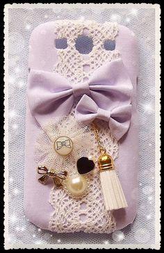 Diy Handmade Cloth Art Phone Case no.69a Light door HeartmadeMacau, $29.99