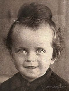 ~Vranov, Slovakia~ Yehudit Zoref was only 2 when she was sadly murdered in the gas chamber in a death camp in Germany in 1942.