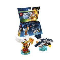 LEGO Dimensions Legends of Chima Eris Fun Pack (71232