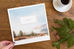 Last fall we enjoyed a magical 4-day getaway to Yosemite.  The beautiful fall colors alone deserved a spot on our coffee table.  After debating the photo book cover for a bit too long, I made a decision and finished this 8x8 book.  I'm kinda in love with how the design turned out...Each…