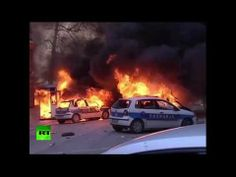 Video: Protesters clash with police, set govt buildings ablaze in Bosnia - http://thunderbaylive.com/video-protesters-clash-with-police-set-govt-buildings-ablaze-in-bosnia/