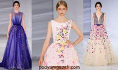 Georges Hobeika 2015 Sonbahar-Kış Haute Couture