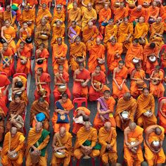 Gathering of the Monks by Dr. Jeffrey Harper on 500px