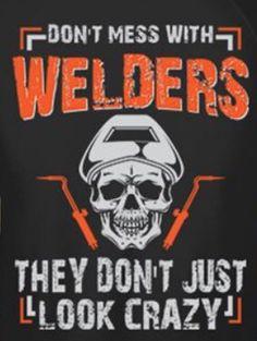 Funny Welding Decals Funny welder stickers   welding ...