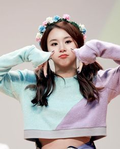 Chaeyoung from Twice K Pop, Kpop Girl Groups, Korean Girl Groups, Kpop Girls, Extended Play, Nayeon, Warner Music, Chaeyoung Twice, Twice Kpop