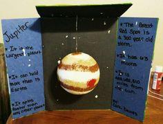 3rd Grade Jupiter Presentation