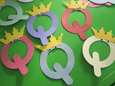 """Q"" is for Queen"
