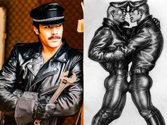 May 24, 2017 - Advocate.com - Why Tom of Finland's homoerotic sex, courage and joy matter especially today