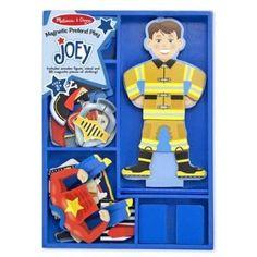 Melissa and Doug 3550 - Joey Magnet Anzieh Set: Amazon.de: Spielzeug