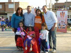 Con Gaston Jacquet Claudia Geronimo y Marco Espinassi en Alto Comedero  - Arriba #Jujuy Carolina Moises