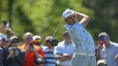 Houston Open 2018 Rickie Fowler among four tied for second Phil Mickelson falls back
