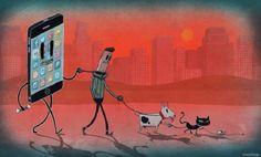 Não faltam críticas à atual sociedade em que vivemos. Seja os excessos, o uso deturpado da tecnologia, o consumo sem freio, os relacionamentos descartáveis, a falta de responsabilidade com a natureza, o status, o apego aos bens materias... a lista...